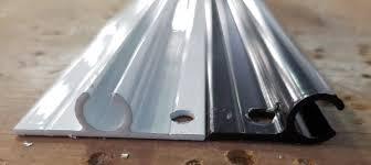 Aluminium Awning Rail Sail Track