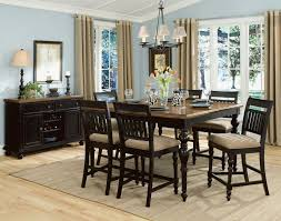 dining room designs for small spaces brown varnished wooden dining