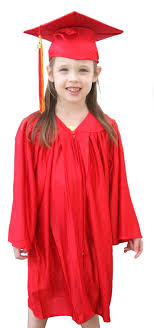 kindergarten cap and gown cap and gown set small cap and gown preschool cap and gown