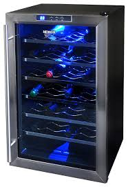 28 bottle wine cooler contemporary beer and wine refrigerators