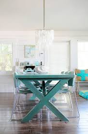 Anna Maria Beach House Beach Style Dining Room Tampa By - Beachy dining room