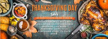 thanksgiving day sales at your favorite stores in the usa