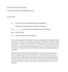 Business Letter Format For Loan Proposal Contract Templates Free Construction Contract Proposal