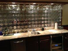Backsplash Wet Bar A Gorgeous Weave Of Glass Tile Pinterest - Bar backsplash