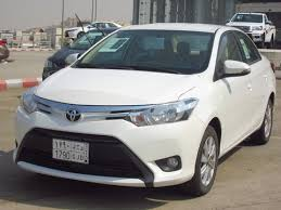 for sale toyota yaris used toyota yaris white 2017 for sale in jeddah for 52 990 sr