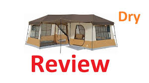 cabin tent ozark trails 3 room cabin tent review review