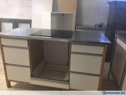 cuisiner avec l induction meuble de cuisine avec taques induction et four encastré a vendre
