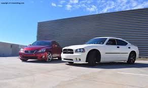 stanced lexus is250 2009 dodge charger se and 2009 lexus is250 comparison rnr