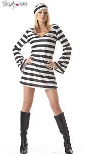 Prisoner Halloween Costumes Convict Costume Convict Costume Bird Costume Halloween