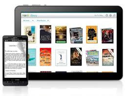 nook for android updated tablet ui digital magazines more