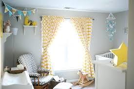 Nursery Curtains Babies Bedroom Curtains Grey And White Nursery Curtains Light Blue