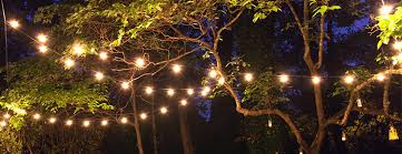 Lighting For Patios Patio String Lights And Bulbs