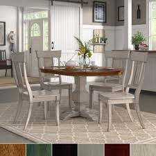 Dining Room Wood Tables by Size 5 Piece Sets Dining Room Sets Shop The Best Deals For Oct