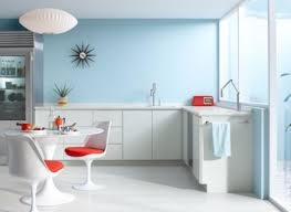 Turquoise And Orange Kitchen by Ideas And Pictures Of Kitchen Paint Colors