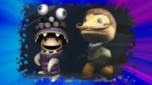 Scary Maps Scary Hello Neighbor In Little Big Planet 3 Funny Maps And Mods