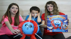 boom boom balloon boom boom balloon challenge