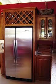 kitchen cabinet wine rack dimensions u2013 tiathompson me