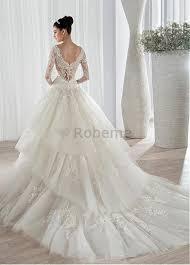robe mariã e manche longue robe de mariée avec manche et traine meilleure source d