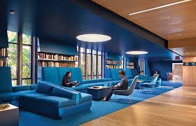 The Best Of Interior Design Public And Academic Library Winners - Library interior design ideas