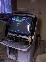 Sega Astro City Arcade Cabinet by Sega U2013 Star Wars Arcade Astro City Conversion U2013 330mega