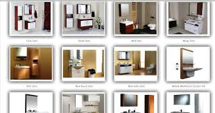 Bathroom Furnitures Snapshots Of Bathroom Furniture And Their Names Plush Homes