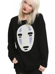 dan howell sweater studio ghibli universe spirited away no sweater