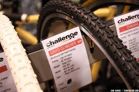 Challenge Comp Challenge Shows New Grifo Clincher And Gravel Grinder Tire At