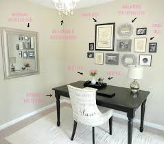 shabby chic writing desk 10 chic and beauteous home office desk ideas 6 on