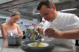 cours de cuisine chef étoilé côte d or vonnas un cours de cuisine trois étoiles chez le chef