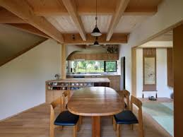 Vacation Home Design Trends The Simple Soft And Elegant Design Of A Vacation Home In Japan
