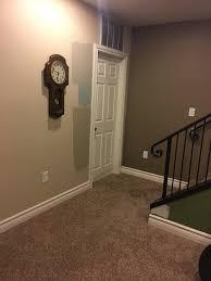 basement paint color help