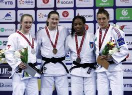 4 The Love Of Go L D by Grand Prix Silver Is Best Yet For Team Bath Judoka Gemma Howell
