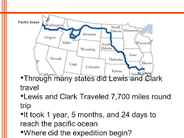 how many miles did lewis and clark travel images The louisiana purchase new land for the united states ppt download jpg