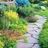 Garden Path Ideas 9 Ways To Create A Garden Path Midwest Living