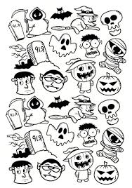 30 halloween coloring page printables to keep kids and adults