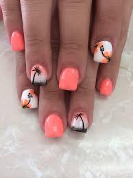 18 super cute summer nail designs for 2017 hawaii nails flare