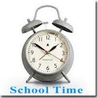 h d school bahuakbarpu school timings