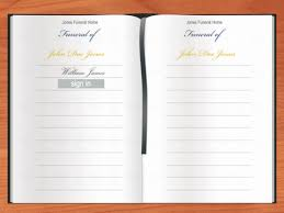 funeral sign in book my plot chart for land made by collin strohm thinglink