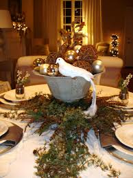 28 christmas table decorations u0026 settings feather garland