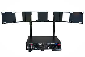 3 screen monitor stand elite simulation solutions
