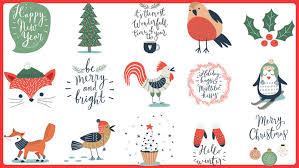 christmas stickers 100 merry christmas stickers by salma akter