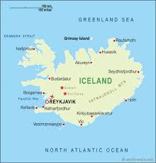 iceland map iceland map iceland maps and travel guides