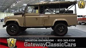 jeep defender for sale 1991 land rover defender classics for sale classics on autotrader