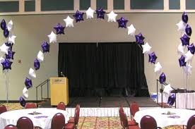 company recognition decorations balloons by design