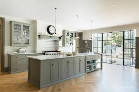 the stunning queens park shaker kitchen project by devol kitchen