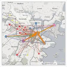 visualization of the week forecasting visualization of the week how cities flow o reilly radar