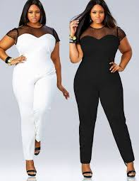 white jumpsuits plus size 5 ways to wear a plus size white jumpsuit without looking frumpy