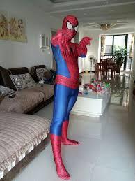 Spiderman Costume Halloween Http Www Cosplayguru 2017 Spiderman Costume Spiderman Suit