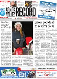 comox valley record december 19 2013 by black press issuu