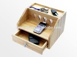 phone charger organizer 2015 international small bamboo storage box mobile phone charging